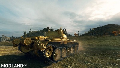 Type 59 Gold Skin 0.9.22.0.1 [9.22.0.1], 3 photo